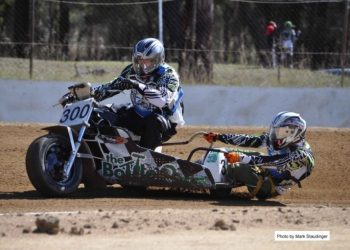 Club Dirt Track – Sidecars